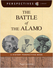 Cover: The Battle of the Alamo: A History Perspectives Book