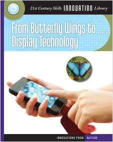 Cover: From Butterfly Wings to Display Technology