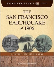 Cover: The San Francisco Earthquake of 1906