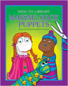 Cover: Making Sock Puppets
