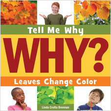 Cover: Leaves Change Color