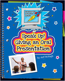 Cover: Speak Up! Giving an Oral Presentation