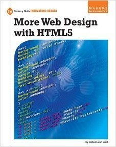 Cover: More Web Design with HTML5