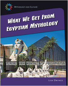 Cover: What We Get From Egyptian Mythology