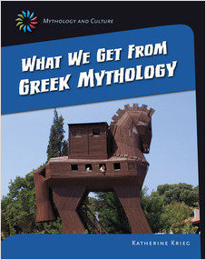 Cover: What We Get From Greek Mythology