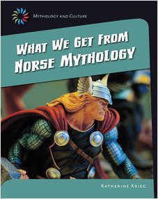 Cover: What We Get From Norse Mythology
