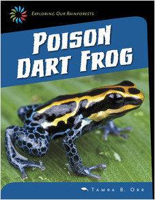 Cover: Poison Dart Frog