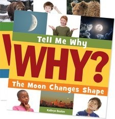 Cover: Tell Me Why Library