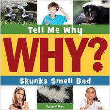 Cover: Skunks Smell Bad