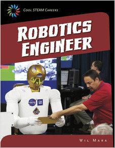 Cover: Robotics Engineer