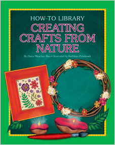 Cover: Creating Crafts from Nature