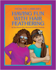 Cover: Having Fun with Hair Feathering