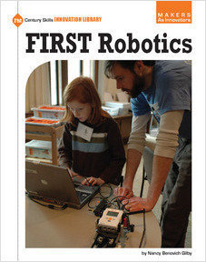 Cover: FIRST Robotics