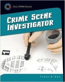 Cover: Crime Scene Investigator