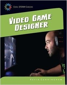 Cover: Video Game Designer