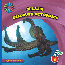 Cover: Discover Octopuses