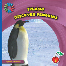 Cover: Discover Penguins