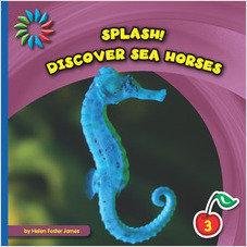 Cover: Discover Sea Horses