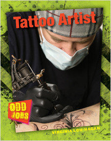 Cover: Tattoo Artist