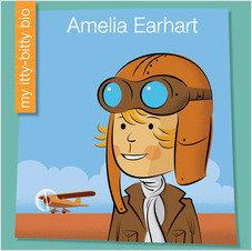 Cover: Amelia Earhart