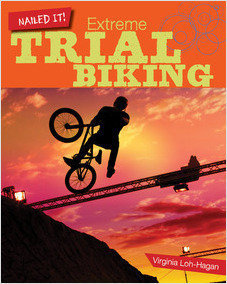Cover: Extreme Trial Biking