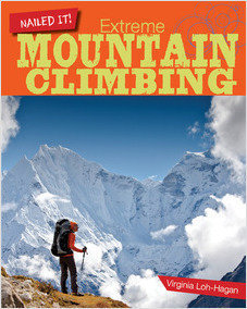 Cover: Extreme Mountain Climbing