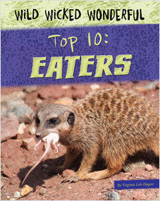 Cover: Top 10: Eaters