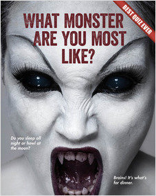 Cover: What Monster Are You Most Like?