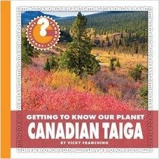 Cover: Canadian Taiga