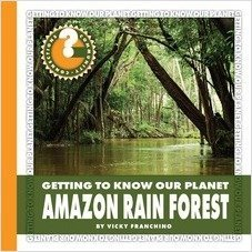 Cover: Amazon Rain Forest