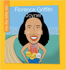 Cover: Florence Griffith Joyner