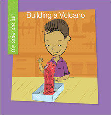 Cover: Building a Volcano