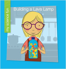 Cover: Building a Lava Lamp