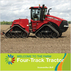 Cover: Four-Track Tractor