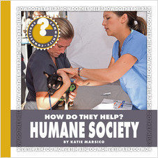 Cover: Humane Society