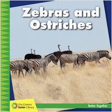 Cover: Zebras and Ostriches
