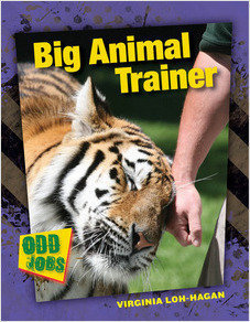 Cover: Big Animal Trainer