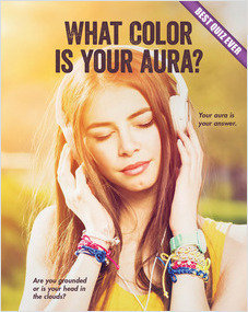 Cover: What Color is Your Aura?