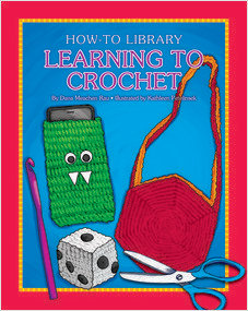 Cover: Learning to Crochet
