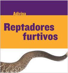 Cover: Reptadores furtivos (Slinky Sliders): Serpiente de cascabel (Rattlesnake)