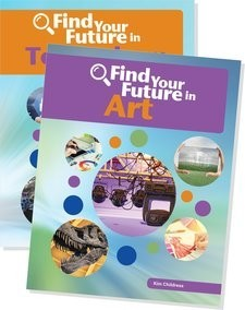 Cover: Find Your Future in STEAM