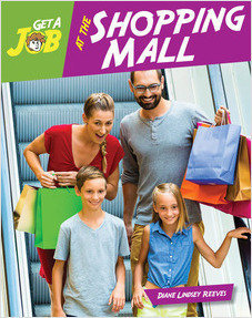 Cover: Get a Job at the Shopping Mall