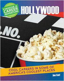Cover: Choose a Career Adventure in Hollywood
