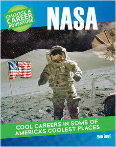 Cover: Choose a Career Adventure at NASA