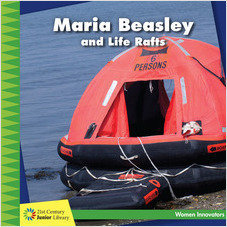 Cover: Maria Beasley and Life Rafts