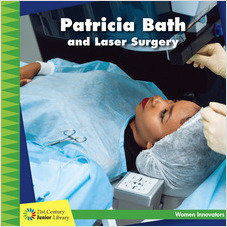 Cover: Patricia Bath and Laser Surgery