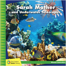 Cover: Sarah Mather and Underwater Telescopes