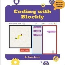 Cover: Coding With Blockly