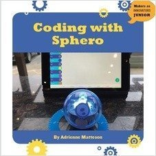 Cover: Coding with Sphero