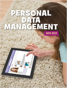 Cover: Personal Data Management